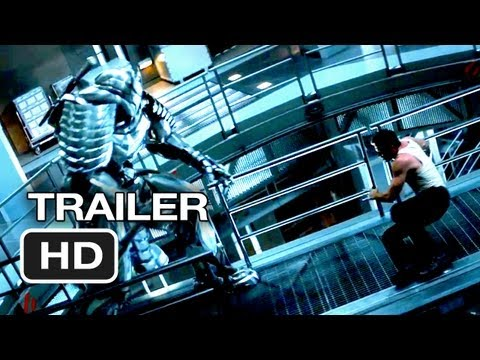 The Wolverine Official Domestic Trailer #2 (2013) – Hugh Jackman Movie HD