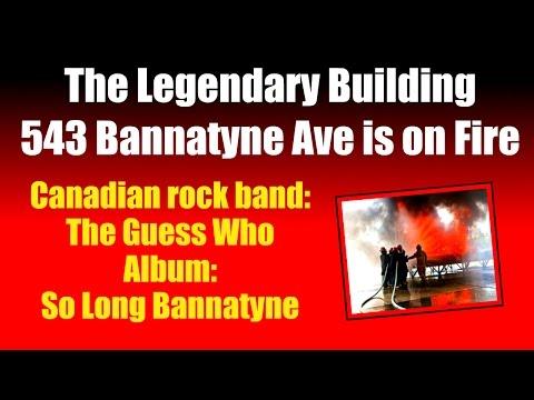 Guess Who - So Long, Bannatyne