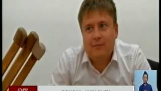 Партия  «Нұр Отан» помогла инвалиду открыть бизнес в Атырауской области