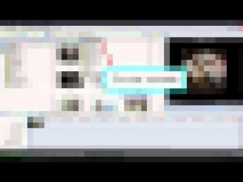 วิธีการตัดต่อวีดีโอWindows Movie Maker