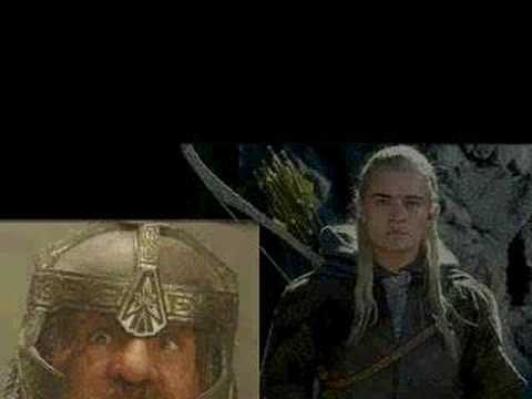 Lord of the Rings in 3 Mins
