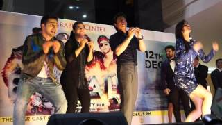 Dilwale cast entertains Dubai fans