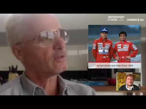A Drink With Eddie Irvine, Episode #10 (About the Mercedes clash in Austria)