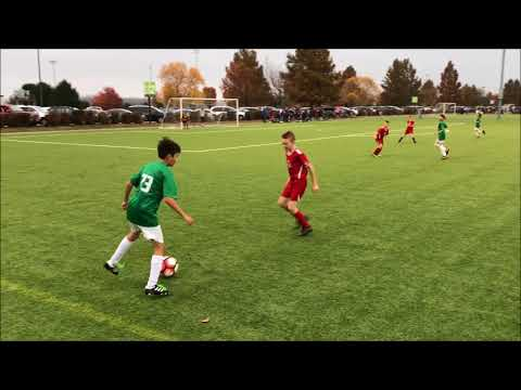 Soccer at SLYSA 11-5-17
