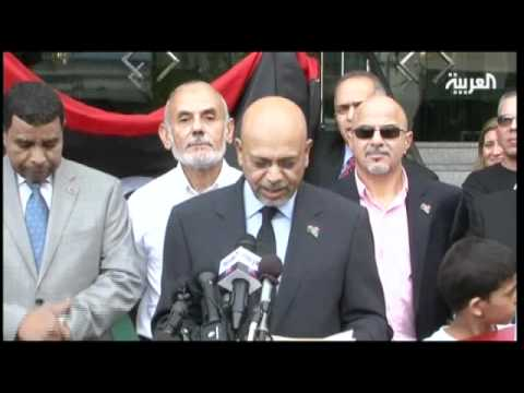 Libyan Embassy Reopened in US