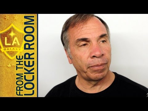 Bruce Arena - From the Locker Room: New York Red Bulls vs LA Galaxy (5/19/13)