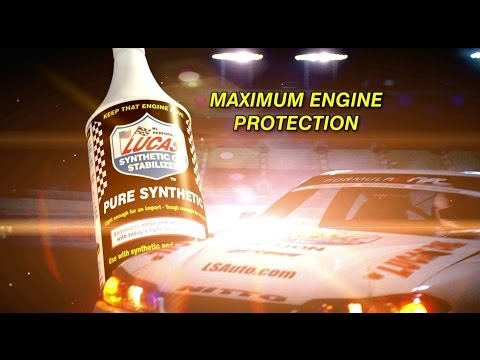 Lucas Oil - Synthetic Oil Stabilizer - Night Drifter