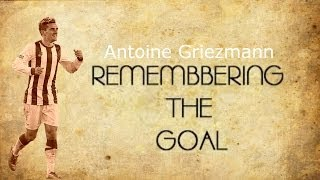 FIFA 14 - REMEMBERING THE GOAL (La tijera de Antonie Griezman)