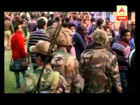Leopard strays Meerut hospital, sparks panic