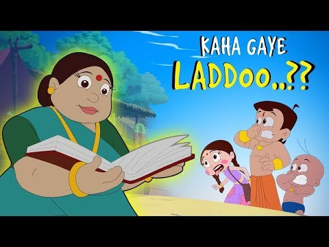 Chhota Bheem - Kaha Gaye Laddoo.. ??   Full Video thumbnail