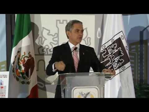 El Jefe de Gobierno de la Ciudad de México anunció la Intervención Integral de la Avenida Revolución