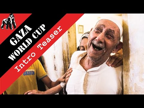 Palestine victim of Israel's hubris - The Gaza World Cup 2014 Intro teaser