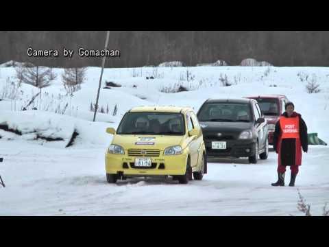 JAF 北海道ブリザードラリー2011 SS-4 -JAF Hokkaido Blizzard Rally 2011 SS-4-