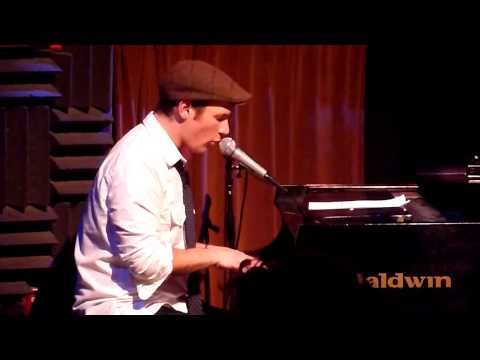 Drew Gasparini - If I Had You at Joes Pub