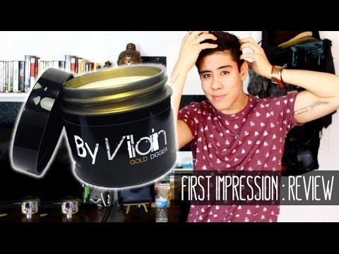 SLIKHAAR TV: BY VILLAIN GOLD DIGGER   PRODUCT REVIEW & FIRST IMPRESSION