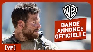 American sniper - bande annonce officielle 2 (vf) - bradley cooper / clint eastwood