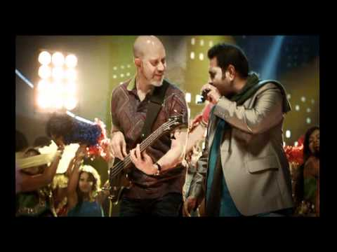 De Ghumake - The Official Icc Cricket Wc 2011 Anthem | Hq video