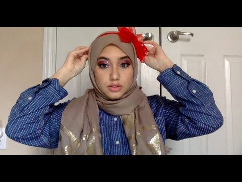 6 Cute Hijab Accessories - YouTube