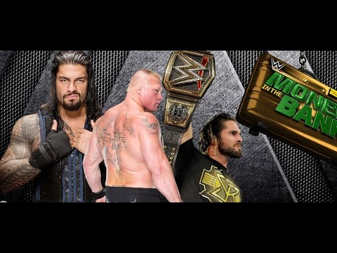 Major WWE Money In The Bank 2015 Backstage News On Roman Reigns Seth Rollins & Brock Lesnar