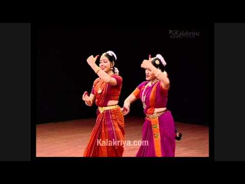Bharatanatyam Ruchira Thillana The Rhythm & Rhapsody video
