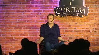 Fagner Zadra - Sexo sendo cadeirante - Stand-up Comedy (ou Sit-Down Comedy)
