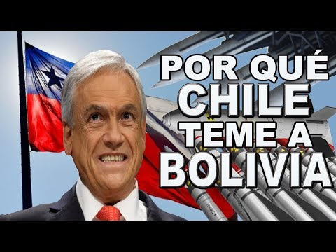 Por qué Chile Teme a Bolivia
