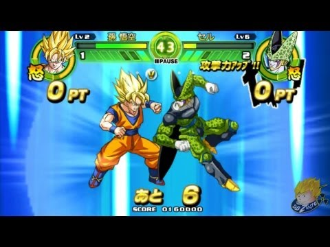 Dragon Ball Tap Battle: Opening &  Goku's Arcade Mode Gameplay 【FULL HD】