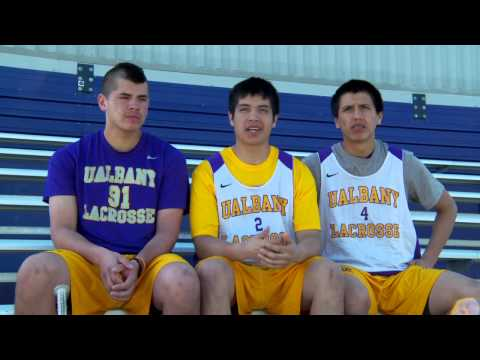 NCAA On Campus - Albany LAX Thompson Family