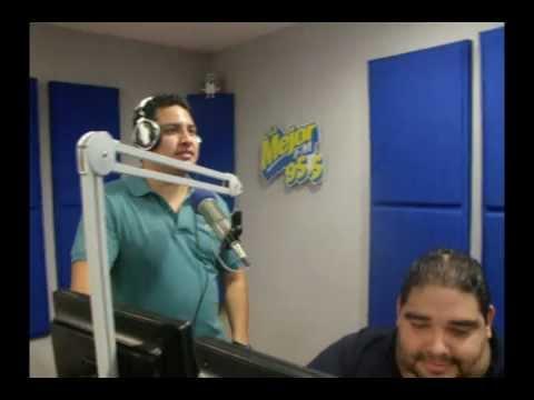 LA MEJOR FM 95.5 Y JULION ALVAREZ