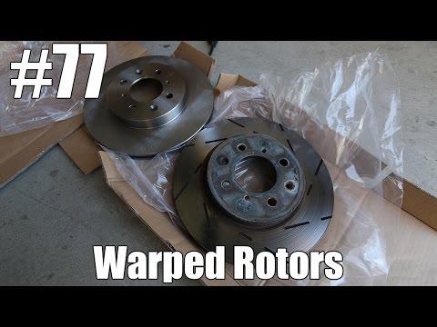 New Brake Rotors!