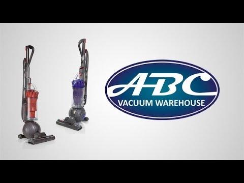 Dyson DC40 and Dyson DC41 Comparison Review - ABC Vacuum