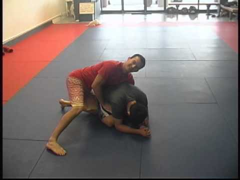 UNITY Jiu-Jitsu judo Crucifix set up to submission bjj judo Image 1