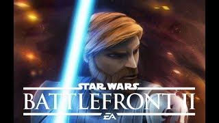 Obi-Wan Kenobi Star Wars Battlefront 2 | Character Concepts