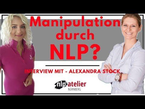 NLP als psychologische Manipulation? - Interview mit NLP-Expertin Alexandra Stock