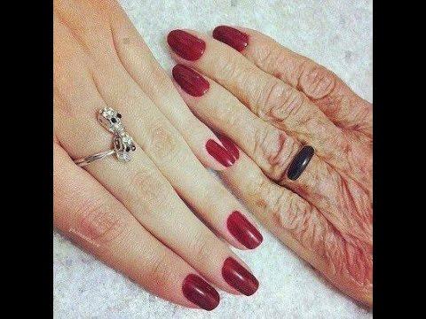 Фото с фразами о ногтях