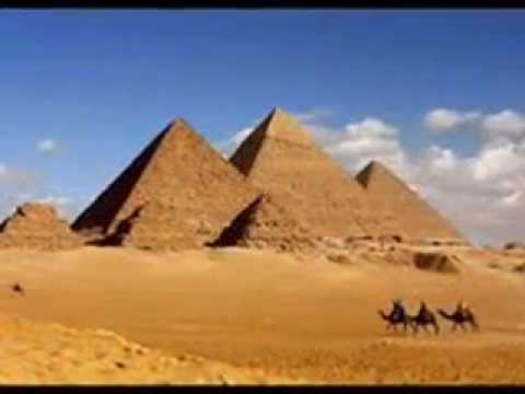Great Pyramid of Giza / construction In Egypt 2016 / WoW