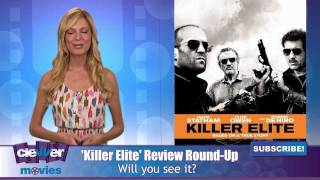 Killer Elite - 'Killer Elite' Movie Review Round-Up