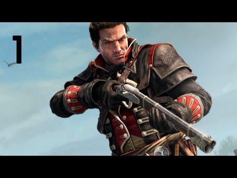 Прохождение Assassin's Creed Rogue (Изгой) — Часть 1: Откуда ветер дует
