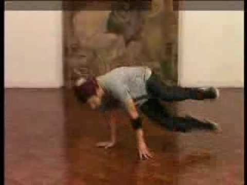 Tutorial Basico De Break Dance(en EspaÑol) video