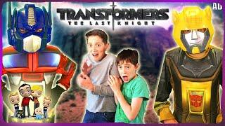 Transformers 5: The Last Knight 2017 – Scary Kids Parody