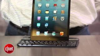 The skinny on Logitech's Ultrathin Keyboard for iPad Mini