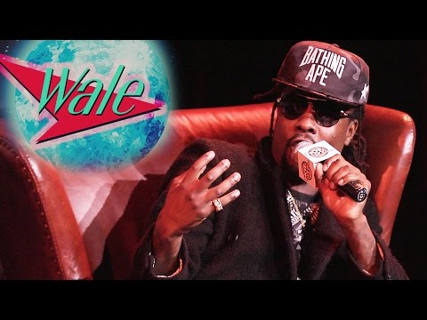 Wale Live Listening Party - the Album About Nothing video