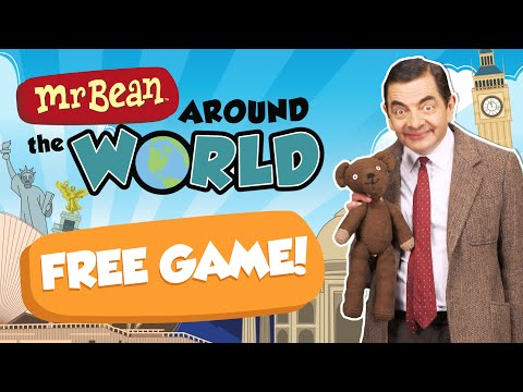 Mr Bean™ - Around the World APK Cover