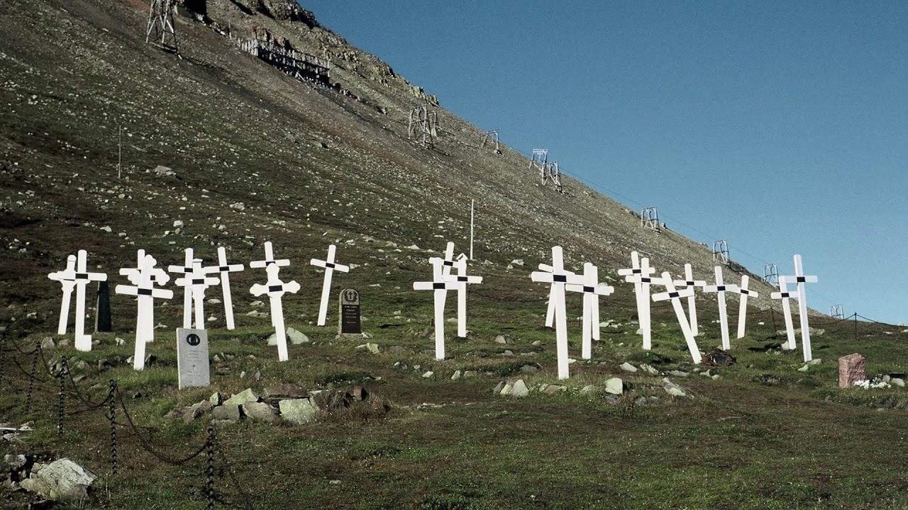 Longyearbyens historie: kirkegården