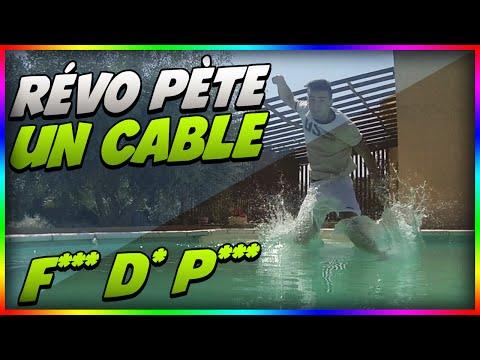 Quand REVO pète un câble sur GTA 5,ça donne ça !!