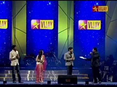 sneha vijay tv dubai launch special stage performance