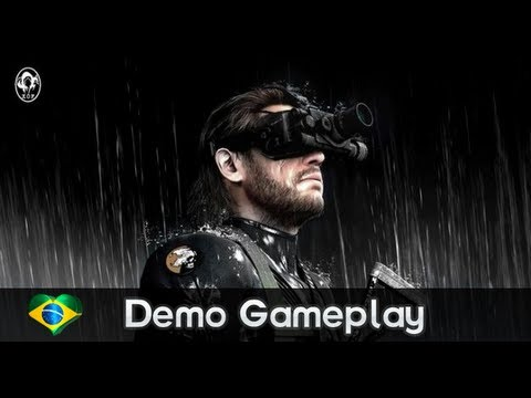 Metal Gear Solid: Ground Zeroes - Gameplay [HD]