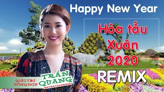 Hòa tấu Xuân 2019 Remix dành cho phòng trà quán cà phê | TRẦN QUANG Entertainment