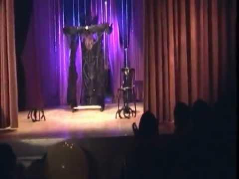 Teatro Barrio's Milano Miss Satine burlesque