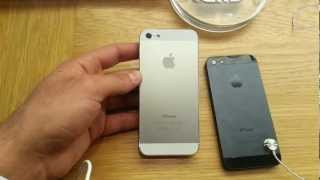    5    iphone 5 White or Black